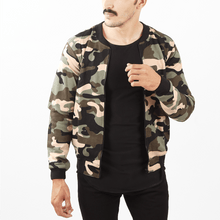 Load image into Gallery viewer, Battle Camo Jacket w/ Elbow Detailing