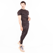 Load image into Gallery viewer, Enigma Super Light Weight Trousers & Shirt w/ Thin Stripes