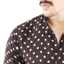 Load image into Gallery viewer, Polka Dots Super Light-Weight Shirt