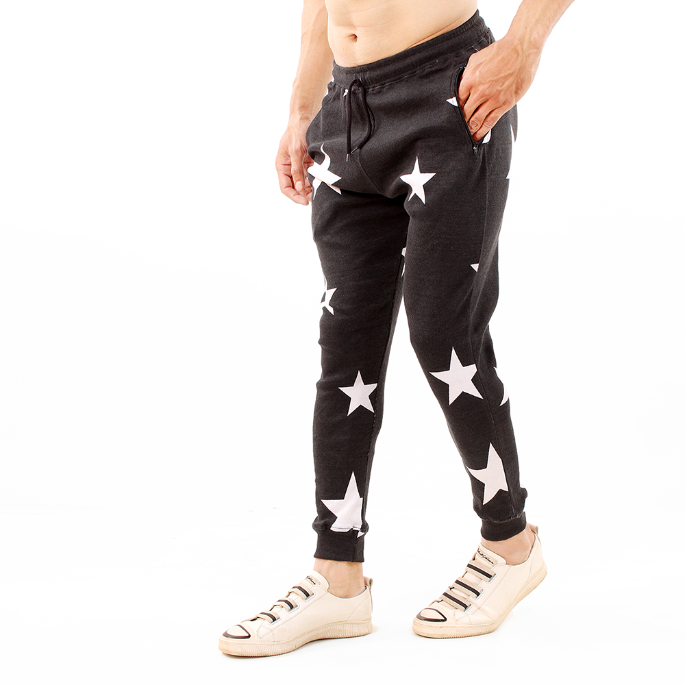 All-Star Cuffed Trousers