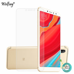 2PCS Glass Xiaomi Redmi S2 4A 5A 6A Screen Protector Tempered Glass For Xiaomi Redmi S2 Glass 4A 5A 6A Protective Phone Film <