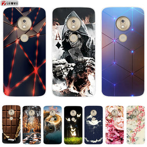 For Motorola Moto G7 Power Case Silicone Soft TPU Phone Case Cover For Moto G7 G7 Play Case Painting Coque G7Power Cool Capas
