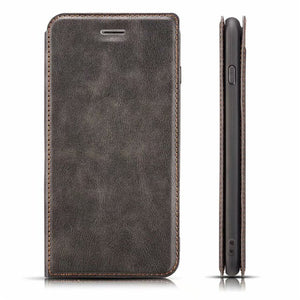 OnePlus 7 Pro Case Ultra-thin Luxury Flip Leather Case for One Plus 7 Pro 7 7pro Magnetic Wallet Cover for Oneplus7 Oneplus7pro