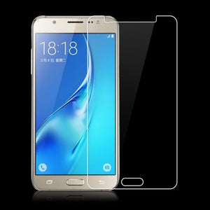 9H Tempered Glass Screen Film Protector Ultra-thin For Samsung Galaxy J5 Popular High Quality Elegant Stylish Easy Use Premium