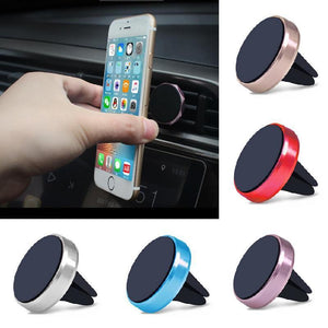 Car Air Freshener High Quality Unique Magic Portable Air Outlet Mobile Support Popular Slim Black Magic 2 Color