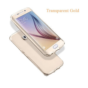 Soft Case For Samsung Galaxy A70 A50 A40 A30 A20 A10 M10 M20 M30 M40 A7 A9 A6 A8 Plus 2018 A3 A5 2017 2016 360 Full Phone Cover