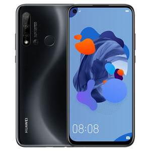 "Huawei Nova 5i 6.4""IPS Full Screen EMUI 9.1 2310*1080 Octa Core 4000mAh 1080P 5 cameras 24MP+24MP+8MP+2MP+2MP Fingerprint ID"