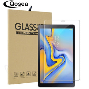 Qosea For Samsung Galaxy Tab A 10.1 (2019) Screen Protector Ulite-thin Film For Galaxy Tab S4 10.5 A2 10.5 S5e Tempered Glass