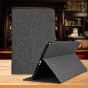 QIJUN For Samsung Galaxy Tab S5e 10.5 2019 Flip Tablet Cases For Tab S5E 10.5 SM-T720 SM-T725 Stand Cover Soft Protective Shell