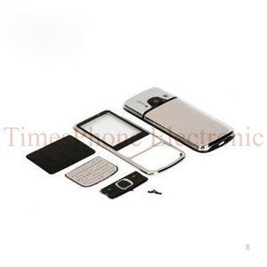 Full Housing 6700 classic, Case for 6700C Back Battery Cover case + Middle frame + English Keypad