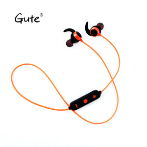 Gute popular bluetooth earphone wireless bt headset handfree sport auriculares inalambrico newest audifonos para celular ep mon