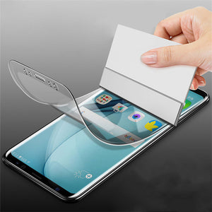 For Samsung Galaxy S10 S10Lite  S10Plus screen Protector Film on the for samsung S 10 lite Plus 3D Soft Film Not Tempered Glass