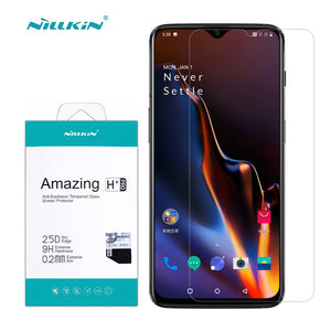 OnePlus 6T Tempered Glass OnePlus 7 Glass Screen Protector Film Nillkin Amazing H+PRO 0.2mm 2.5D Glass For OnePlus 6T