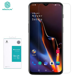 Oneplus 7 oneplus 6T Tempered Glass Nillkin H/H+PRO 9H Screen Protector film protective safety glass for One plus 7 Oneplus 6T