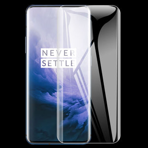 For OnePlus 7 Pro 6T 6 5 5T Full Cover Screen Protector Silicone Soft TPU Film Sticker For One Plus 7 Pro 6T 6 5 5T  Hydrogel