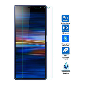 For Sony Xperia 1 L3 Tempered Glass For Sony Xperia 10 Plus Protective Glass Xperia 10Plus L3 Screen Protector 2.5D Film