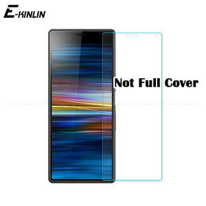 Tough Screen Protector Tempered Glass For Sony Xperia 1 10 Plus Clear Protective Film