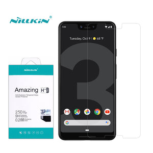 sFor Google Pixel 3 Tempered Glass Pixel 3a XL Glass Nillkin Amazing H+PRO Glass For Google Pixel 3 XL 2.5D Screen Protector