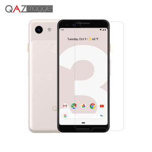 Tempered Glass For Google Pixel 3 XL 3A XL 0.26mm 2.5D Clear Screen Protector FIlm sFor Google Pixel 3 Glass