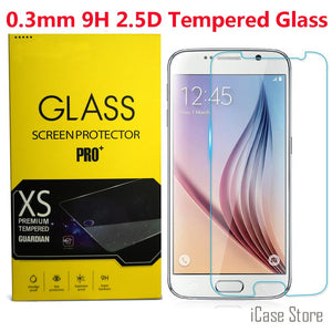 0.3mm 9H Tempered Glass Screen Protector for Iphone 4 4s 5 5s 6 6s Plus Protective Film Pelicula De Vidro Screen Guard Vendita