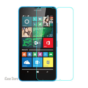 9H Tempered Glass Screen Protector For Nokia Lumia 620 Verre Protective Toughened Film For Nokia N620 Temper Protection Trempe