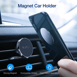 RAXFLY Magnet Car Phone Holder For iPhone X XS Max For Samsung Galaxy S10 S10E Plus Car Holder Air Vent For Xiaomi Redmi Note 7