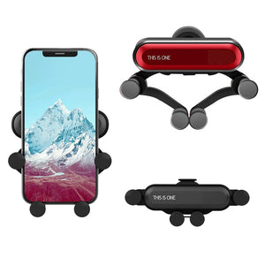 For Huawei P30 Mate P 20 lite Pro Universal Bracket Gravity Car Phone Holder For iPhone X XR XS in Car Air Vent Mount Car Holder