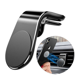 Car Air Vent Magnetic Phone Holder for iPhone X XS Max 7 8 Plus Magnet Mount Stand for Samsung S10 Plus Huawei P30 Mate20 Pro