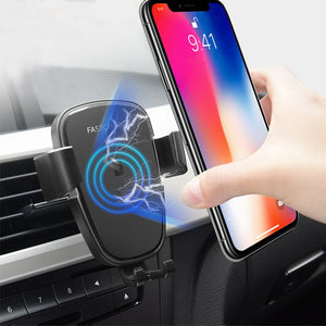 for Google Pixel 3a XL Fast Wireless Charger Google Pixel 3 Lite Qi Charging Pad Car Phone Holder Accessory Google Pixel 2 XL