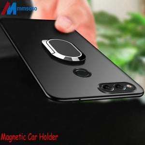 Soft For Google Pixel 3a 3a XL Magnetic Car Holder Case For Google Pixel 3a Soft Silicone TPU Phone Cases Cover Google Pixel 3a