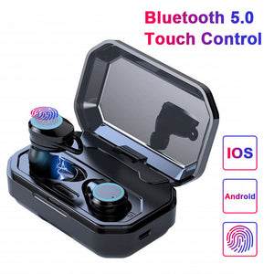 IPX6 Waterproof TWS Bluetooth Earphone For Xiaomi Redmi k20 pro Oneplus 7 X6 Bluetooth 5.0 Headset For iPhone X XS XR 7 8 6 Plus