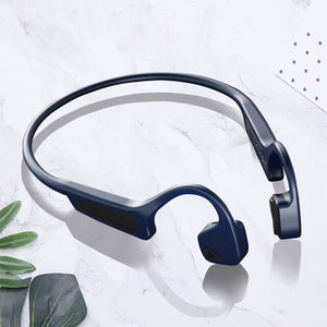For Huawei P30 Pro P20 Lite Mate 20 Bone Conduction Headset Wireless Bluetooth 5.0 Wireless Headphones sport wireless earphones