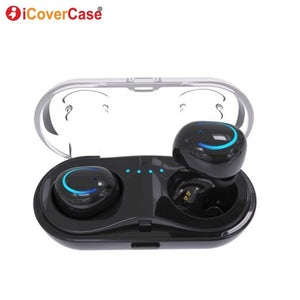 For Huawei P30 P20 Pro P10 Plus P8 P9 Lite 2017 Mate 20 X Y3 Y5 Y7 Y6 2018 Bluetooth Headphone Wireless Earphone Earbud Earpiece