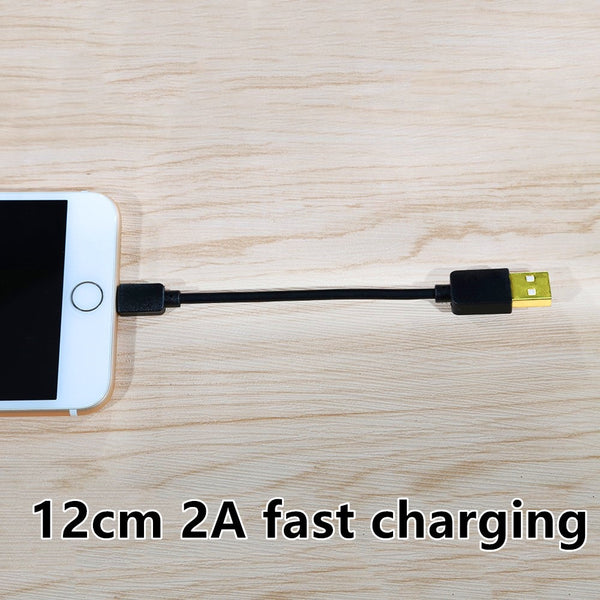 apple iphone 6 short charging and data cable