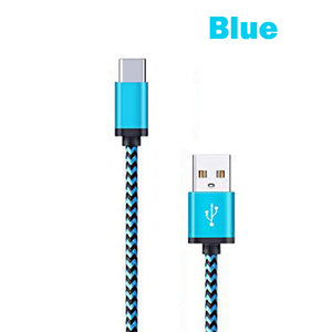 USB Type C Cable For Huawei Mate 20 P30 P20 Pro Lite Mobile Phone USBC Fast Charging Charger Cord USB-C Type-C Data Cable