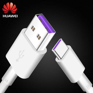 Huawei P30 5A Cable Mate20 X P20 Pro Lite SuperCharge 5A USB Type C Cable 100% Original Honor V10 10 Mate10 Mate9 P20 Pro Lite