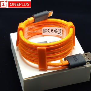 Original Oneplus Warp Cable One Plus 7 Pro 5V4A USB TYPE C Fast Charging Dash Cable For Oneplus 7 Pro 3 3T 5 5T XIAOMI A1 5 6