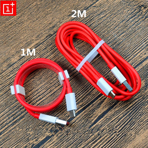 1M/2M Oneplus Dash cable 4A USB 3.1 Type C Quick Fast Charger Cable For Onplus 7 Pro 6 6t 5 5t 3 3t