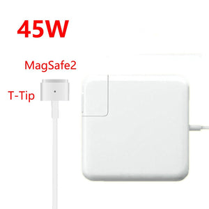 "Mryc New Magsaf* 2 45W 14.85V 3.05A Laptop Power Adapter Charger For apple MacBook Air 11"" 13"" A1465 A1436 A1466 A1435"