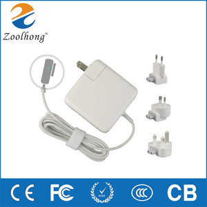 60W 16.5V 3.65A MagSaf *1 L Laptop Power Adapter Charger for apple Macbook pro A1184 A1330 A1344 A1278 A1342 A1181 A1280