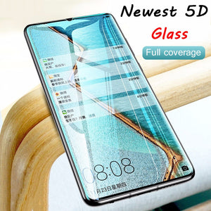 5D Curved Hard Tempered Glass for Huawei P30 Pro Smartphone Screen Protector Film for Huawei P20 Lite P 30 Protecive Glass