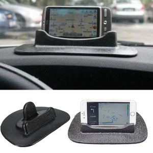 Universal Car Dashboard Anti Slip Pad Holder Silicone Mount Stand for Cell Phone GPS DXY88