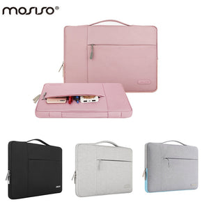 Mosiso Laptop Sleeve for Macbook Pro 13 A1706/A1989 2016 2017 2018 Accessories Laptoptas Cover Bag for Microsoft new Surface 4/3
