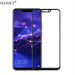 Tempered Glass Huawei Mate 20 Lite Glass Film Full Cover Screen Protector for Huawei Mate 20 Lite Glass for Huawei Mate 20 Lite