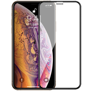 Full Cover Tempered Glass on iPhone XS Max XR X Explosion-Proof Screen Protector Film For iPhone 6 6s 7 8 Plus 5 5S 5C SE Glass