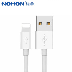NOHON USB Charger Cable 8 Pin Lighting For iPhone X XS MAX XR Data Sync Fast Charging Long Cable 1M 3M For iphone 8 7 6S 5 Plus