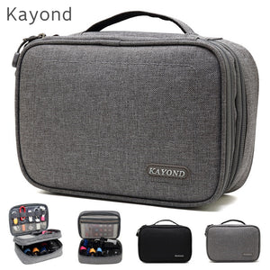 "2019 Newest Brand Kayond Storage Bag For ipad Mini 7.9"", Case For 7 inch Tablet, Digital Accessories Pouch, Free Drop Shipping"