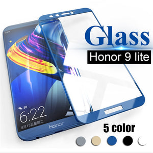 Honor 9 lite protective glass for honor 9 lite 9lite film tempered glass screen protector on honor 9lite 9 light safety glass