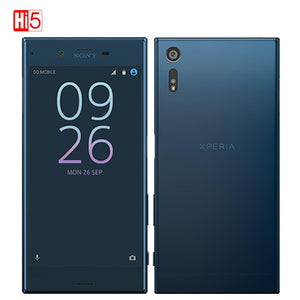 "Unlocked Sony Xperia XZ F8331/F8332 3GB RAM 32GB ROM WIFI Fingerprint 2900mAh GSM 4G LTE Android Quad Core 5.2"" IPS 23MP Phone"