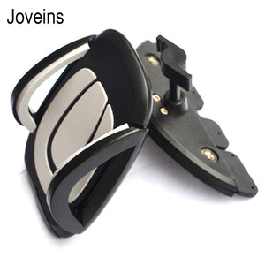 JOVEINS Universal Car Phone Holder CD Slot Stand Mount Mobile Support Cell Phone For iPhone 6 7 8 Plus X Smartphone Car Holder